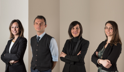 ritratto team area analisi e ricerca di Etica Sgr