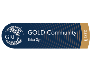 Global Reporting Initiative - Gold Community