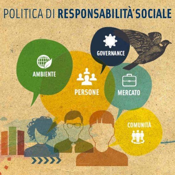 Politica di responsabilità sociale