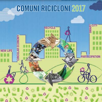 Comuni Ricicloni 2017