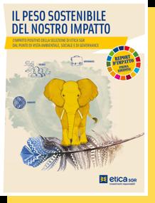 Report di impatto 2017 Etica Sgr