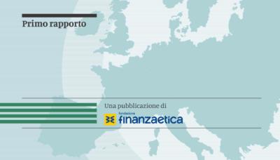 Rapporto Finanza Etica