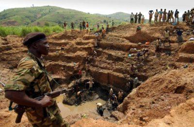 Conflict minerals