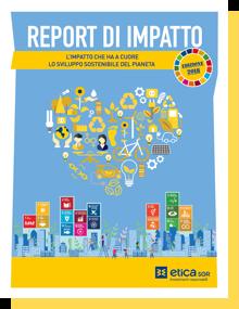 Report d'impatto 2018 di Etica Sgr