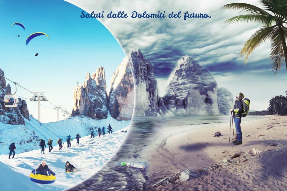 Etica Impatto Clima - Dolomiti
