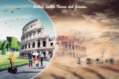 Cambiamento climatico Roma