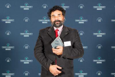 FinanceCommunity Awards: el Presidente Ugo Biggeri, profesional del año