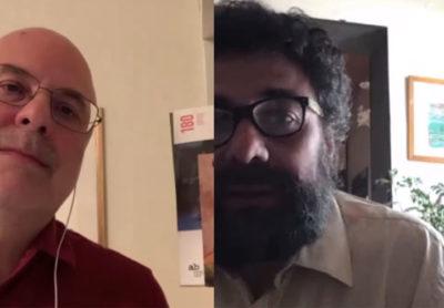 Festival dei Diritti Umani: intervista di Danilo De Biasio a Ugo BIggeri