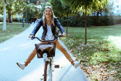mobilità sostenibile - bicicletta elettrica
