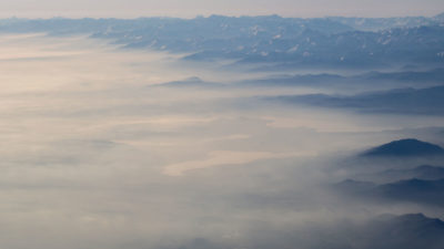 inquinamento pianura padana